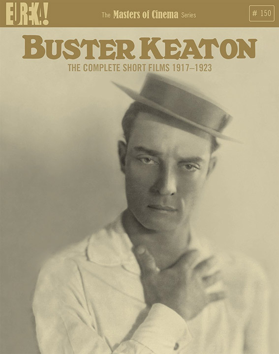 Buster keaton: The Complete Short Films 1917-1923