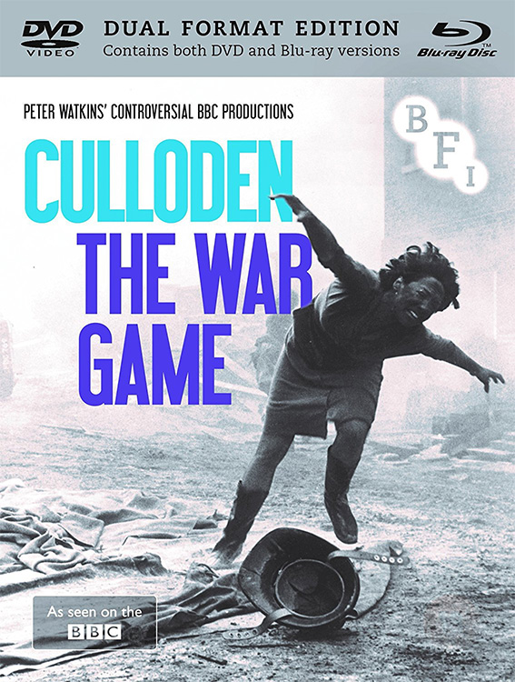Culloden/The War Game dual format