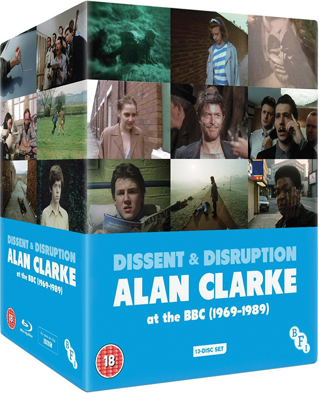 Dissent and Disruption: Alan Clarke at the BBC (1969-1989