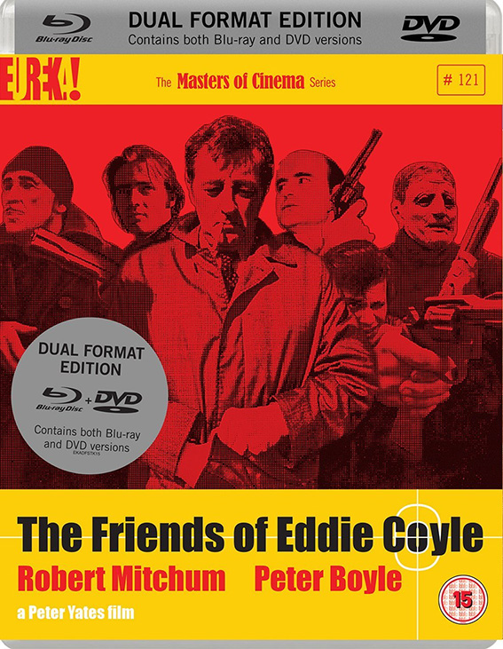 The Friends of Eddie Coyle dual format