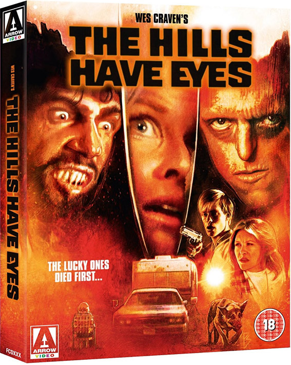 The Hills Have Eyes dual format