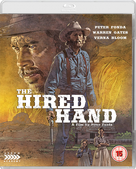 The Hired Hand dual format