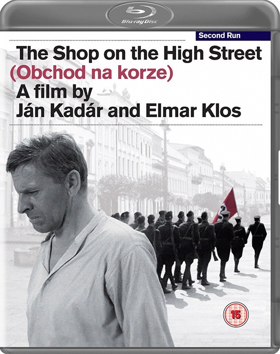 The Shop on the High Street Blu-ray