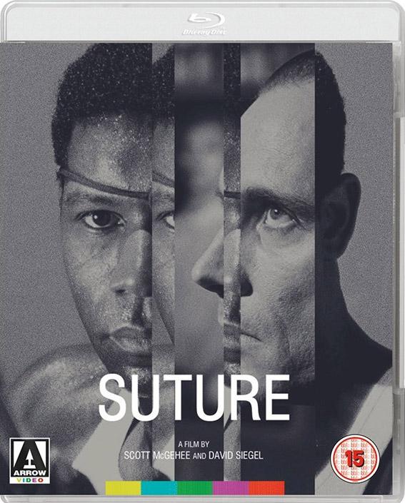 Neo Noir Movies: Cult Indie Neo-noir Thriller Suture On Blu-ray & DVD In