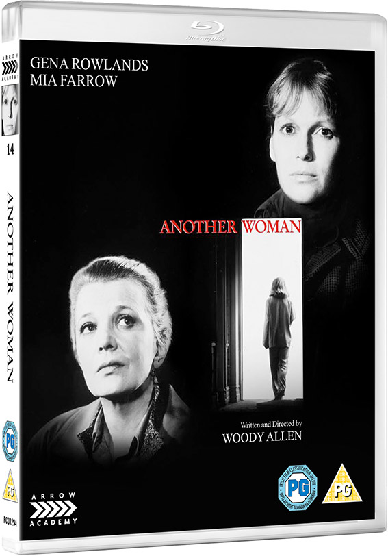Another Woman Blu-ray