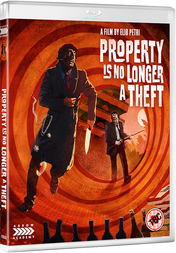 Property is No Longer Theft dual format