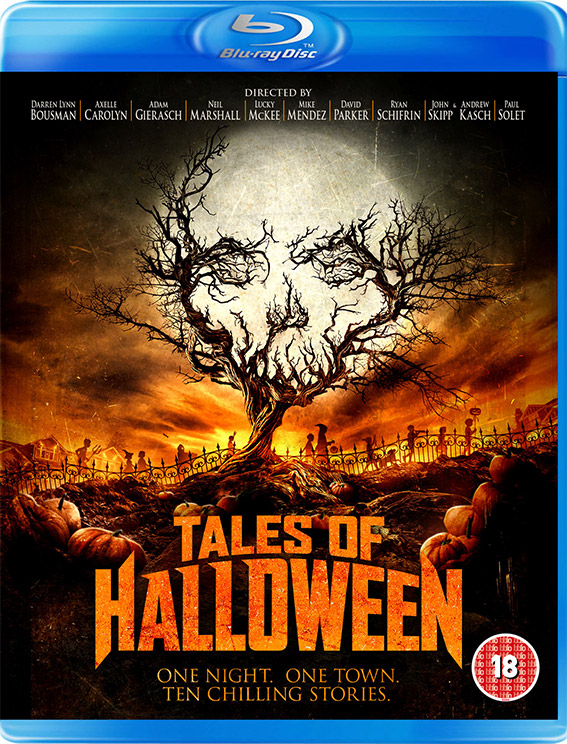 Tales of Halloween Blu-ray